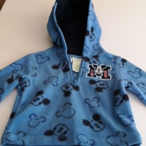 Disney Pullover with Hood